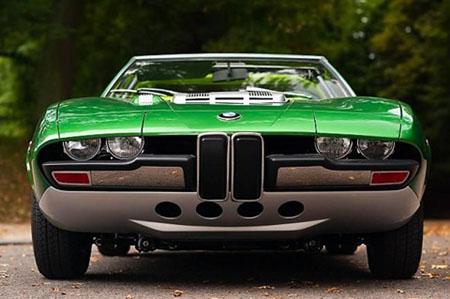 BMW Bertone Spicup - концепт 69 года