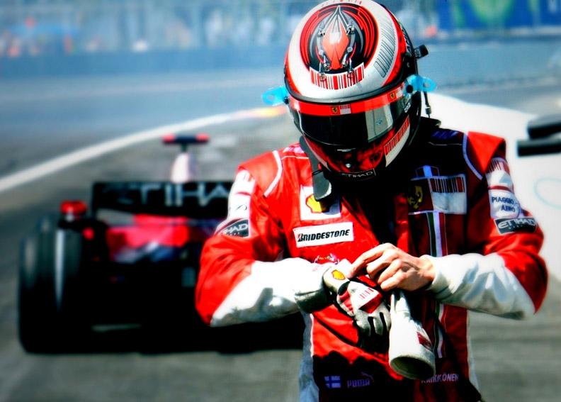 Формула-1 и Red Bull Racing в самом сердце столицы