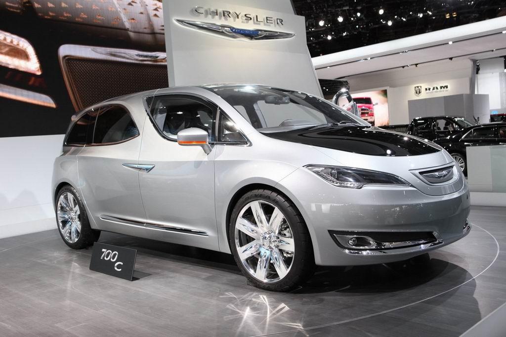 Chrysler - предпросмотр по-богатому