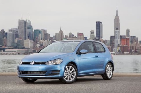 Volkswagen Golf назван автомобилем года