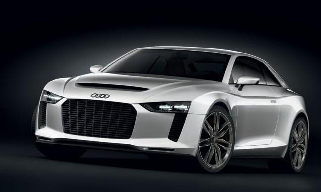 Audi планируют возвращение Quattro