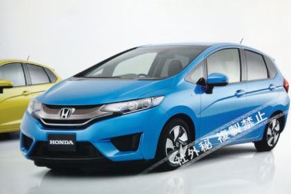 Новая Honda Jazz 2014 – цена и дата выпуска