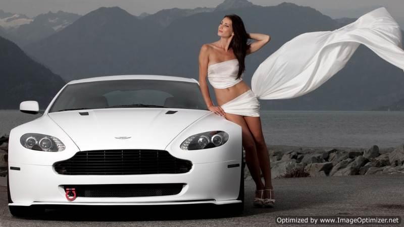Легкий ветер и Aston Martin