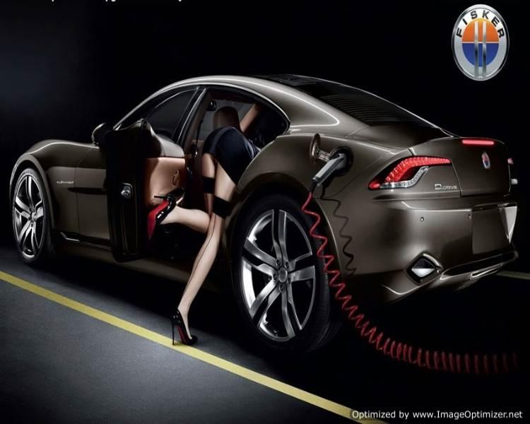 А вы говорите электромобиль...