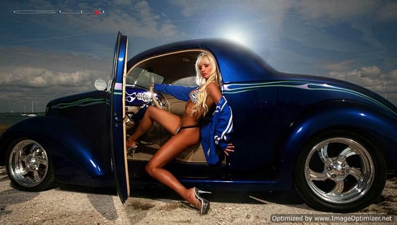 Волшебство оттенков синего