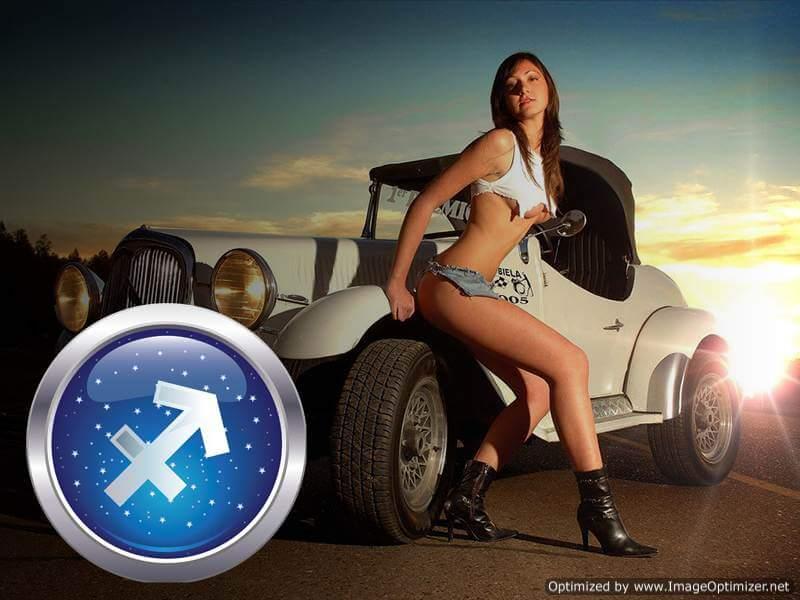 Автомобильный гороскоп для Стрельца на 2015 год