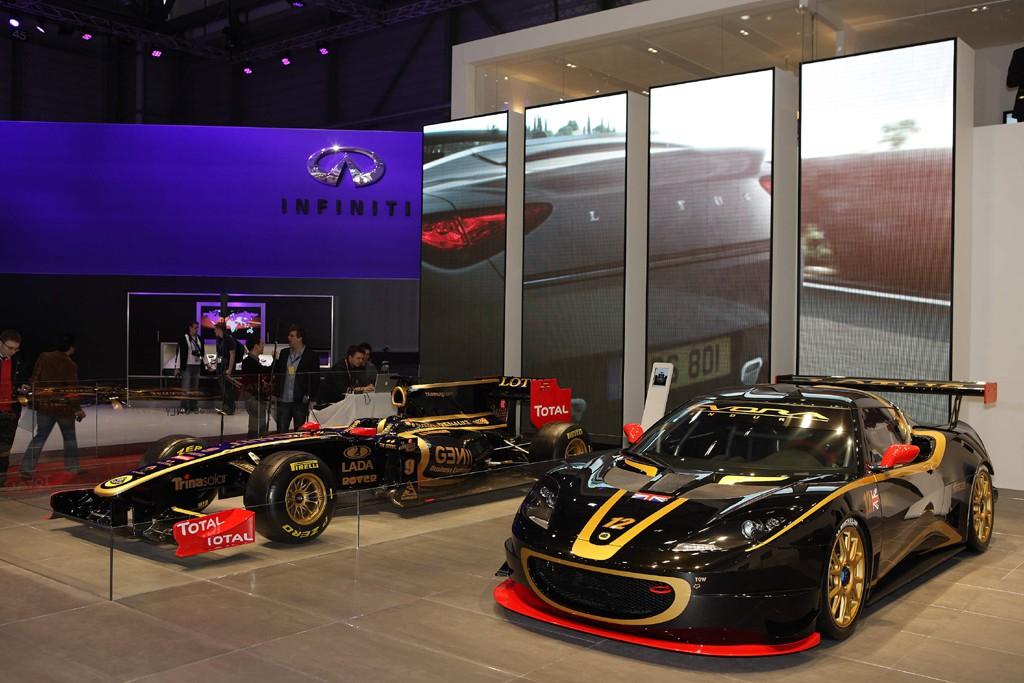 Lotus Cars приступила к разработке новой линейки спорткаров.