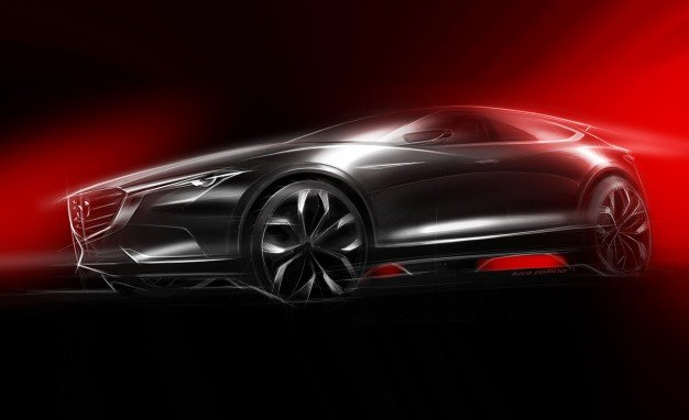 На 66-м Франкфурском автошоу будет представлен новый кроссовер от компании Mazda, который поднимет планку на мировом рынке