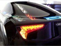 Audi OLED Vision Tecnology