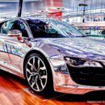Audi R8 5.2 quattro - Блестящее будущее