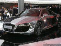 Audi R8 5.2 quattro – Блестящее будущее
