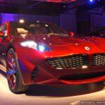 Новый гибридный спорткар Fisker Atlantic