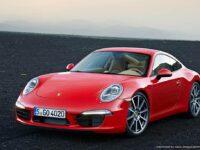 Porsche 911 Carrera – лучший дизайн 2012
