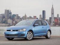 Volkswagen Golf назван автомобилем года