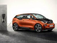 BMW покажут серийный электромобиль во Франкфурте