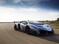 Lamborghini презентовали в Женеве новый суперкар