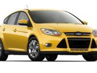 Ford Focus – самое продаваемое авто 2012 года