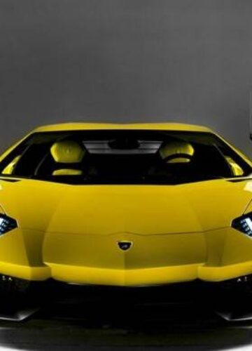 Lamborghini покажут в Шанхае новый Aventador