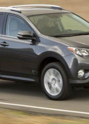 Lexus планирует выпустить гибридный кроссовер