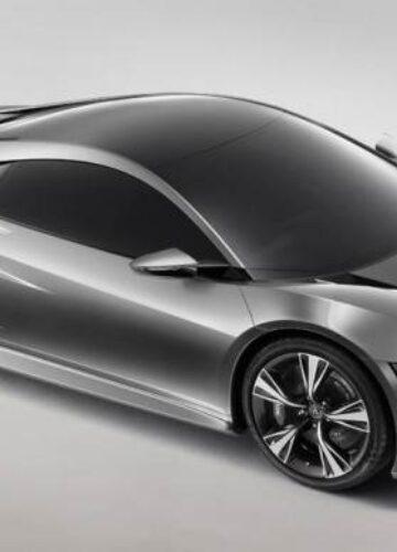 Honda собираются возродить Acura NSX