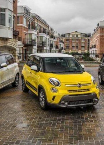 Презентован 2014 Fiat 500L