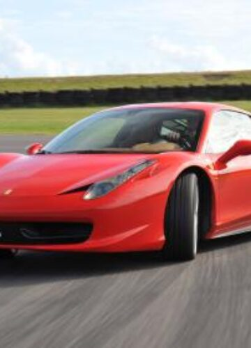 Ferrari 458 Scuderia покажут в сентябре