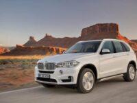 Стало известно больше о BMW X5 2014 года