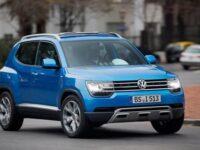 Volkswagen анонсировал новую модель Taigun