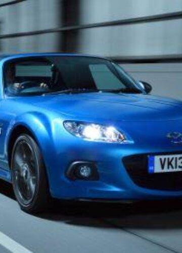 Mazda MX-5 Sport Graphite уже в продаже