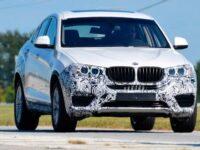Шпионские страсти. Засекли новый BMW X4