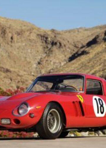Ferrari 250 GTO стала самой дорогой машиной в мире