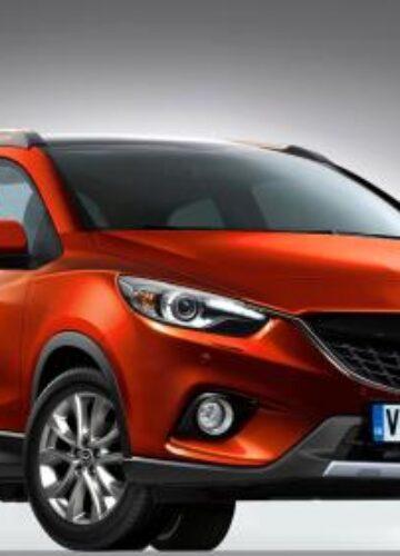 Mazda запустит новый внедорожник CX-3 SUV
