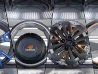 Hankook Tire – cоревнование шин из будущего