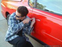 Мобилизация автомобильных воров при проведении АТО