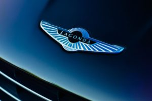 Появились изображения роскошного Aston Martin Lagonda, которые были сделаны в ходе транспортировки новинки в одну из стран Ближнего Востока