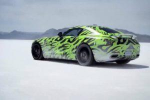 Тест-драйв нового спорткара Mercedes-AMG GT: видео для всех!