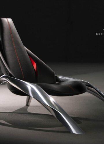 Концепт-стул от Mazda – новинка от автопрома