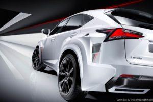 Презентация специальной версии кроссовера Lexus NX – результат совместной деятельности автопрома и Уильяма Адамса (солиста will.i.am).