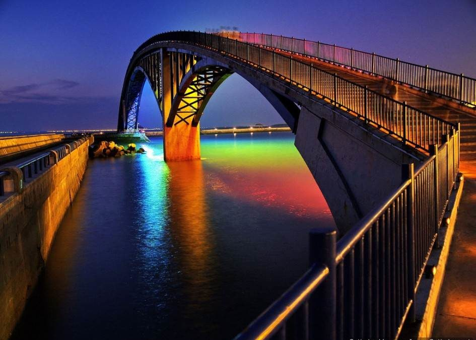 Топ-10 самых крупных автомобильных мостов мира