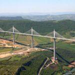 Виадук Мийо – самый высокий автомобильный мост в мире (Франция)