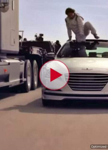 Hyundai – Конвой из машин без водителей!