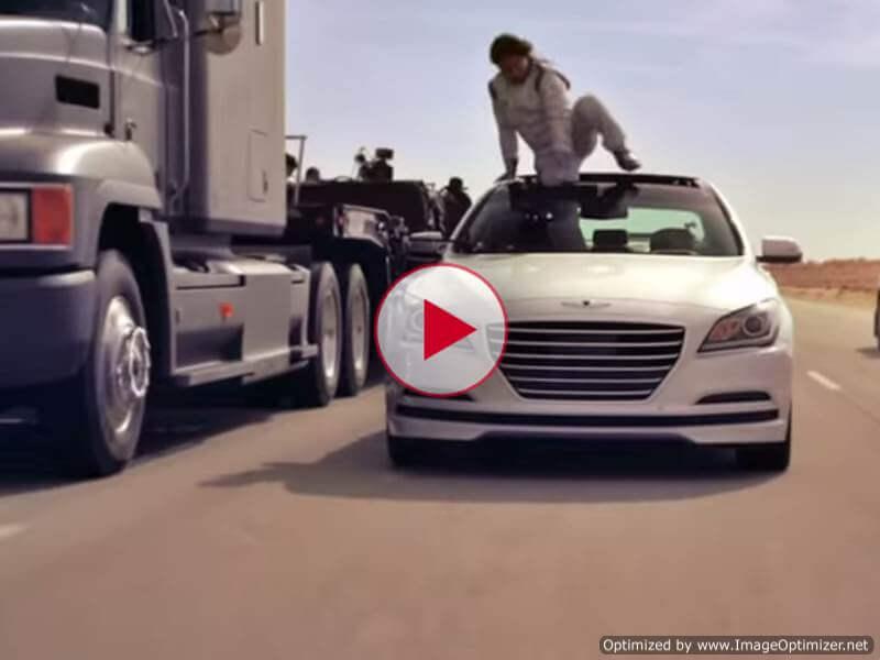 Автомобильный конвой без водителей – новейшие технологии от Hyundai