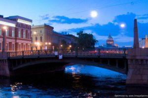 Синий мост – самый широкий мост в мире (Россия)