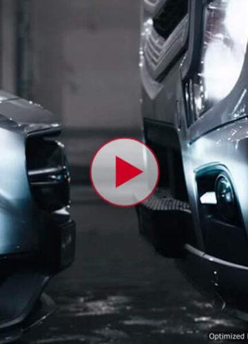 Грязные танцы: промо-ролик от Mercedes