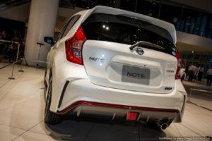 Новый дизайн Nissan Note продуман профессионалами ателье Nismo