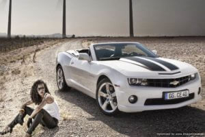 Динамичный и маневренный Chevrolet Camaro – трансформер наших дней!