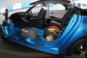Водородный седан Toyota Mirai: узнайте первым новую информацию об авто!