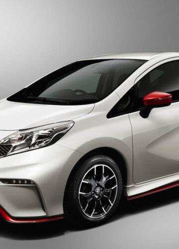 Новый образ Nissan Note: тюнинг от Nismo