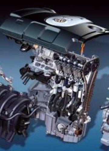 Что происходит под капотом или как работает двигатель