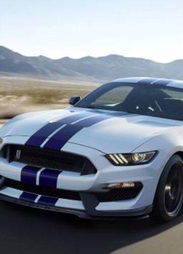 Новинка от компании Ford Mustang- Shelby GT 500